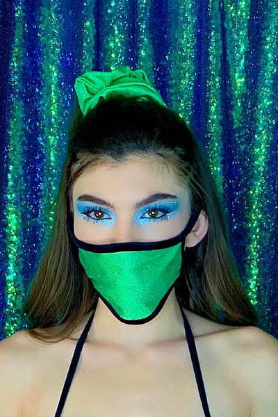 Scrunchie and Mask Set