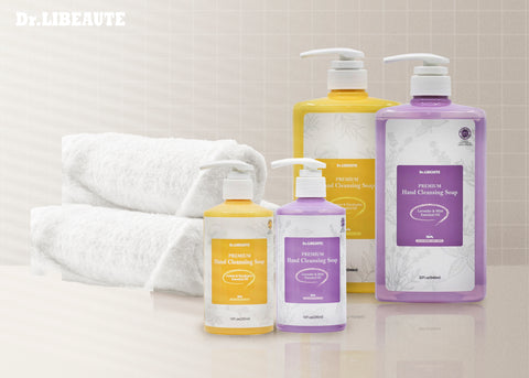 Dr Libueate Premium Hand Soap Catalog