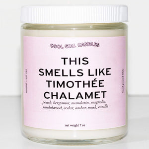 this smells like timothee chalamet