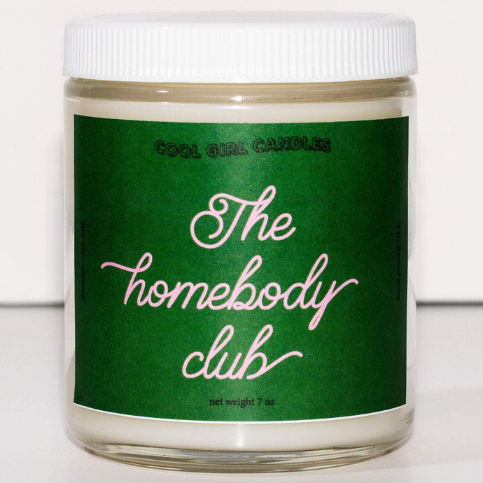 Homebody Club Candle