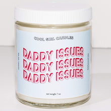 Load image into Gallery viewer, Daddy Issues Candle