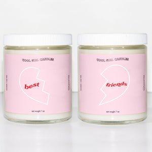 Best Friends Duo Candle