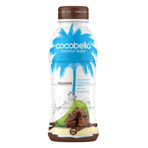 Cocobella Coconut Water - Chocolate 6x375mL