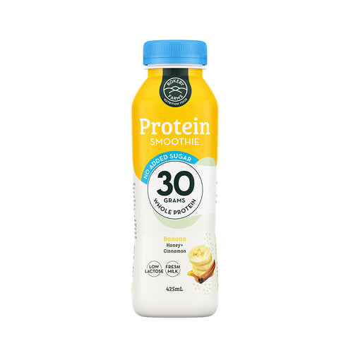 Rokeby Farms Protein Smoothie - Banana, Honey & Cinnamon 6x425mL