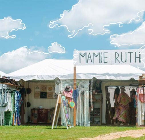 Bonnaroo; A Magical Place to be a Mamie Ruth Intern.