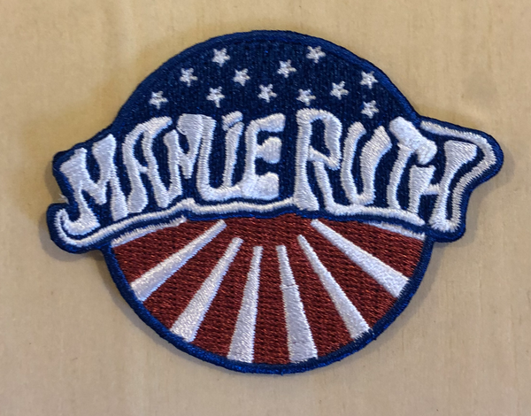 Mamie Merica Iron-on Patch - Mamie Ruth