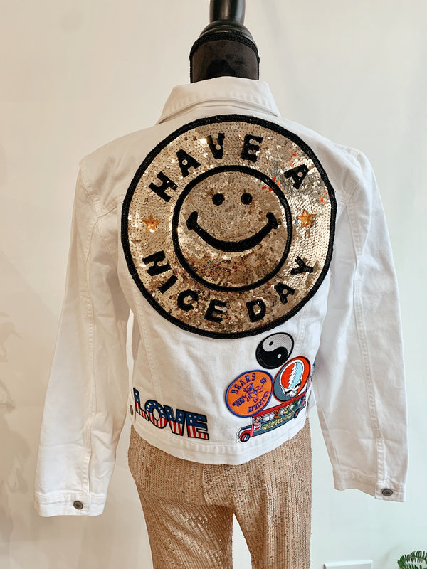 White Lightening Ruthless Jacket