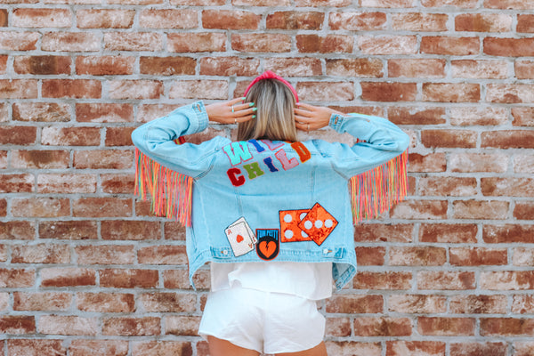 Wild Child Denim Jacket