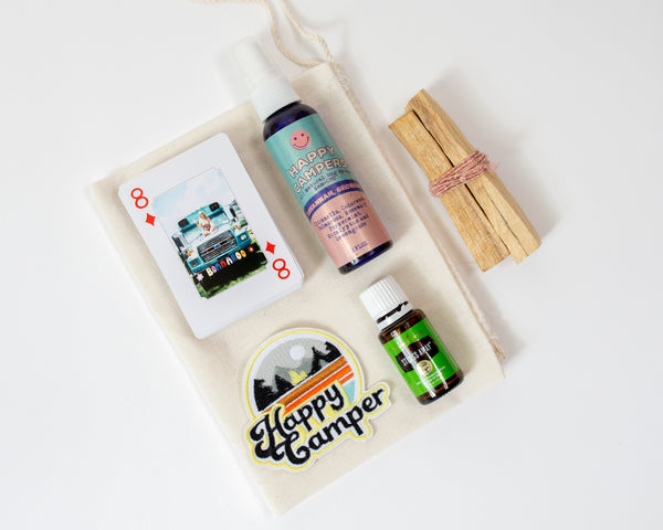 Happy Camper Travel Kit