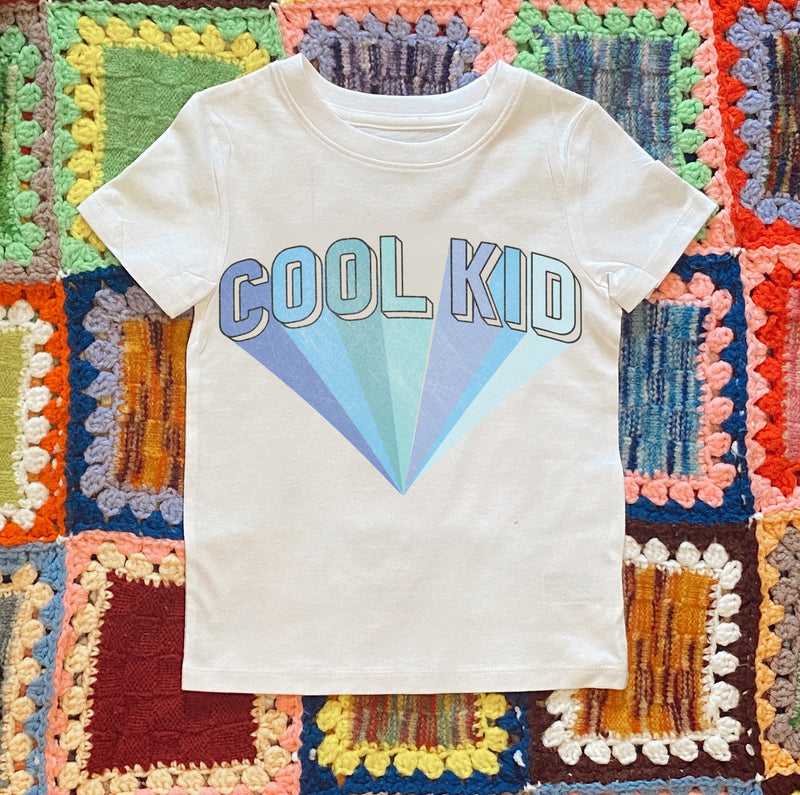 Cool Kid Tee - Mamie Ruth