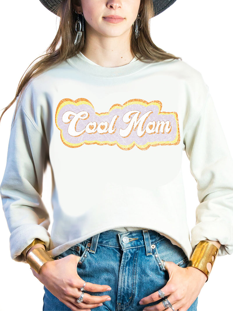 Cool Mom Sweat - Mamie Ruth