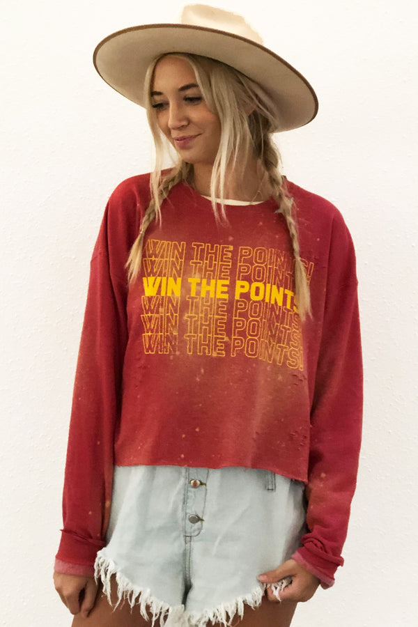Win the Points Sweatshirt