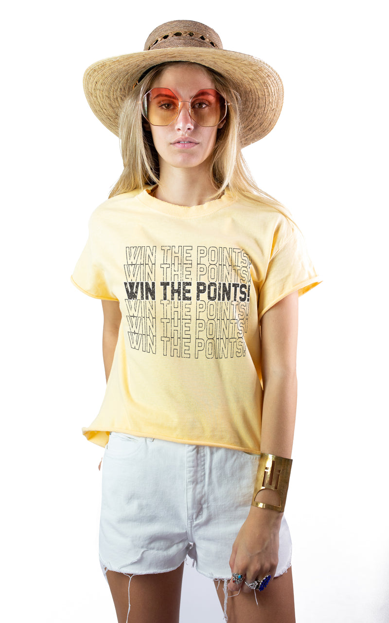 WIN THE POINTS TEE