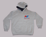 MF Hoodie Grey Adults (MAF0018)