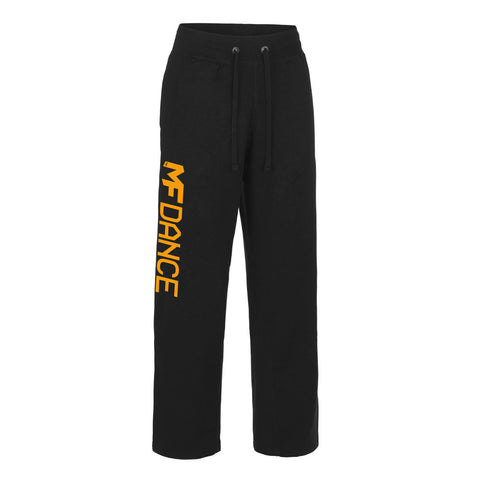 MFDANCE Joggers Black Adult Unisex (MAF0003)