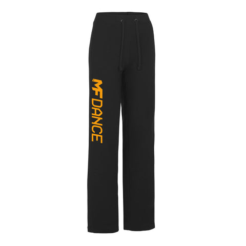 MF DANCE Joggers Black Adult Ladies (MAF0004)