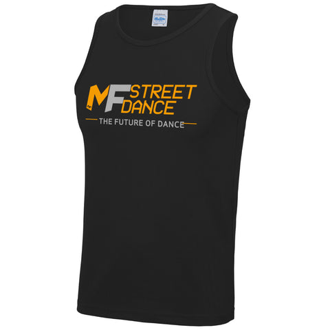 MF DANCE Vest Top Black Unisex (MAF0010)