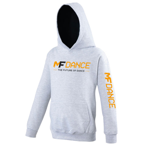 MFDANCE Hoodie Grey Childrens (MAF0023)