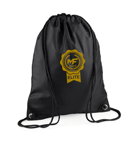 MF Dance Elite Black Draw String Bag (MAF0352)