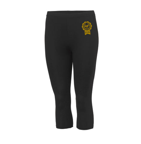 MF Dance Elite Ladies cool capri pants (MAF0355)