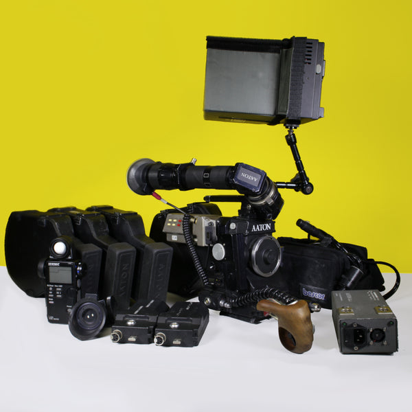 Aaton XTR PROD s16mm Camera Package