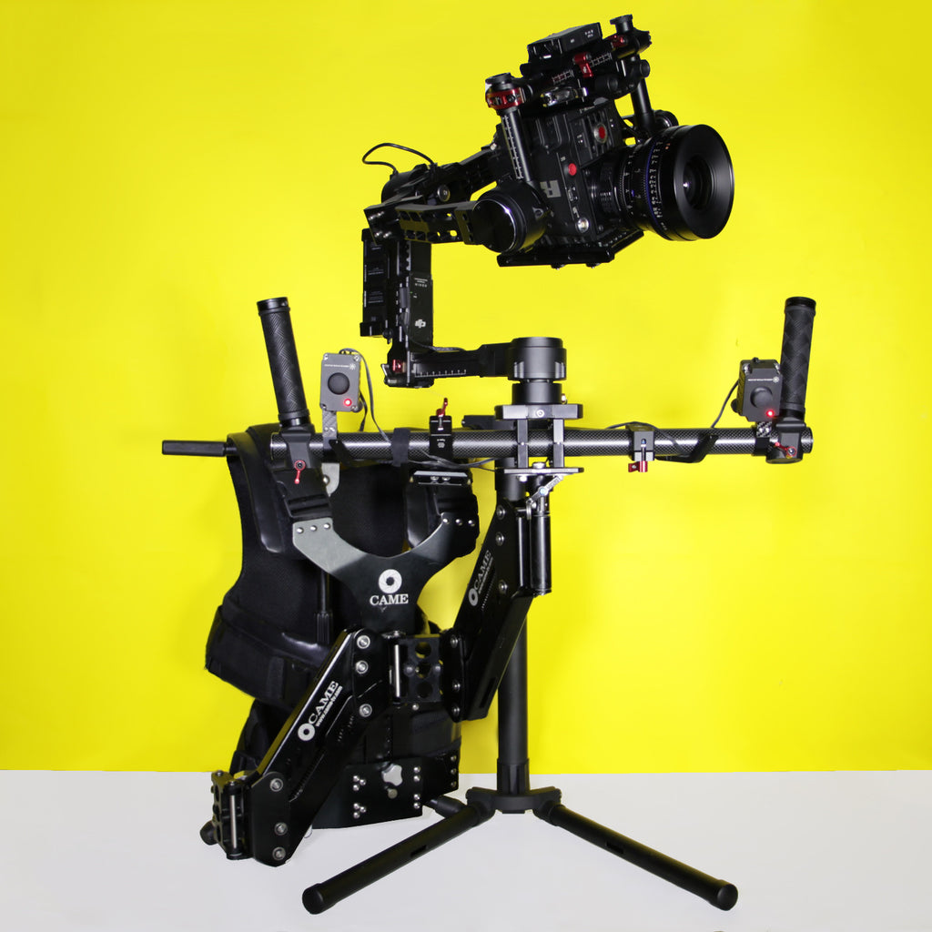 DJI Ronin Gimbal and 'steadicam' Support Vest