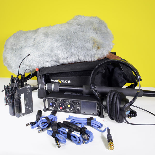 Sound Devices 633 Audio Kit