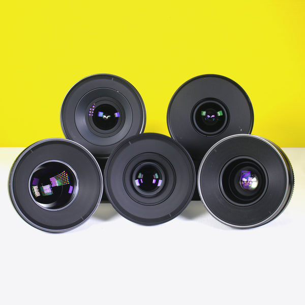 Zeiss CP.2 Superspeed Prime Lens Set