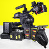 Canon c300 PL mount camera