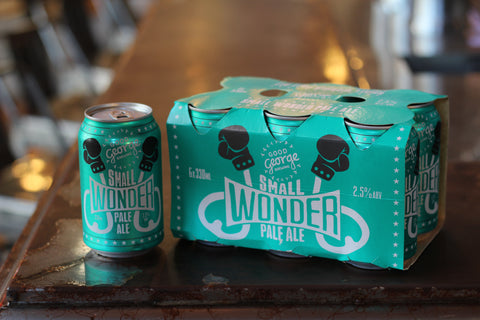 Small Wonder Pale Ale