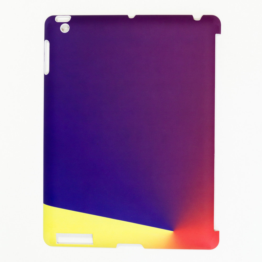 Photoshop Gradient Demonstration iPad Case