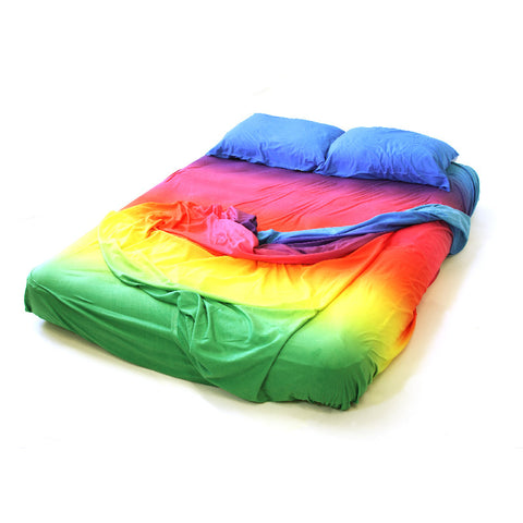 Photoshop Gradient Demonstration Bedsheets