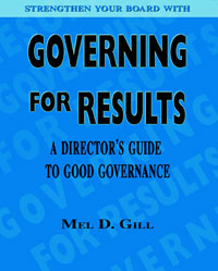 Governing for Results