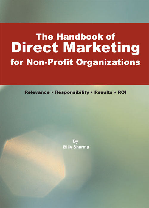 Handbook of Direct Marketing for Non-Profit