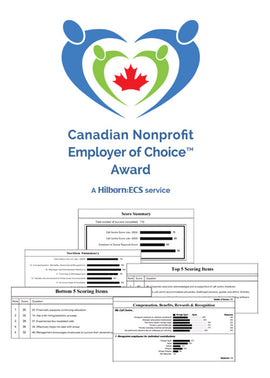 Canadian Nonprofit Employer of Choice Award Optional Reports