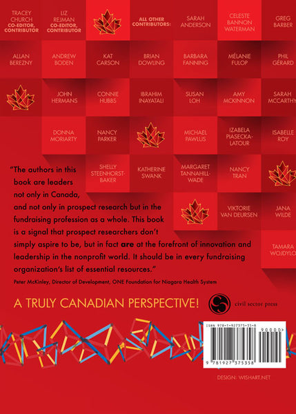 Prospect Research in Canada: an Essential Guide