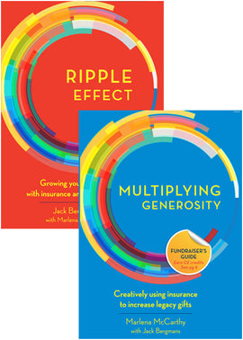 Multiplying Generosity and Ripple Effect books and CE credit courses