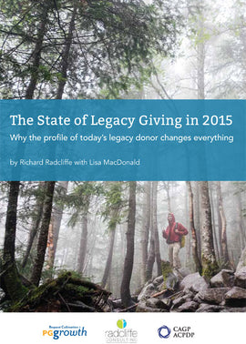 The State of Legacy Giving in 2015 eReport PDF