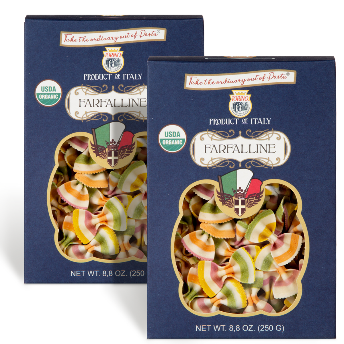Farfalline Pasta (Set of 2)