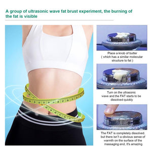 Ultrasound Cavitation Body Slimming Machine