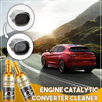 Engine Catalytic Converter Cleaner