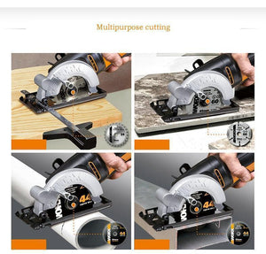 🔥60% OFF-Last day promotion🔥Muti-funtion Compact Circular Saw