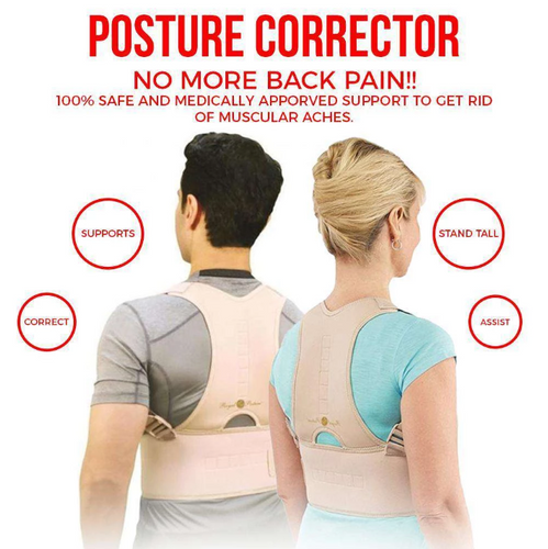 Posture Now(Unisex) - Relief from Bad Posture and Back Problems!