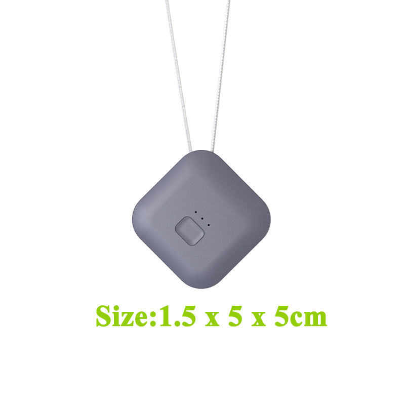 SHOOK™ Ionic Air Purifier Necklace