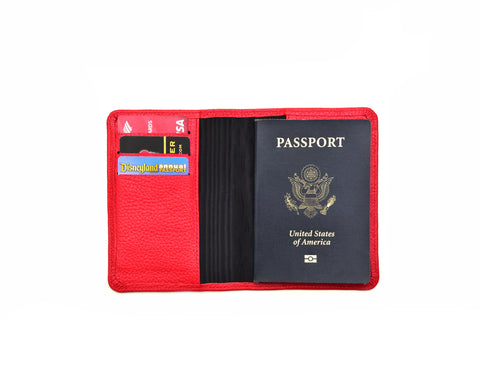 118 - Deluxe Passport Cover