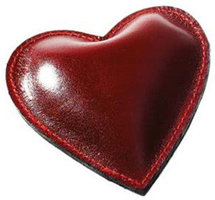 160 - Heart Malleable Paperweight