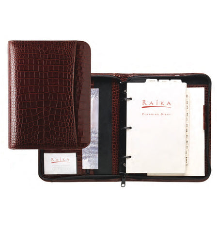 204 - 3-Ring Zipper Planner