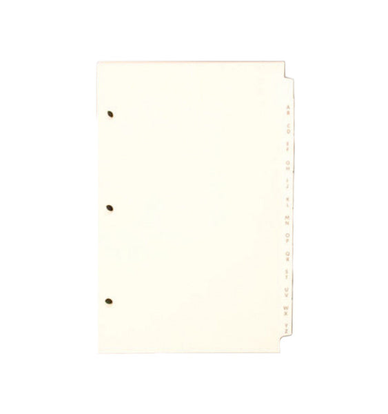 305 - A-Z 13 Tab Dividers