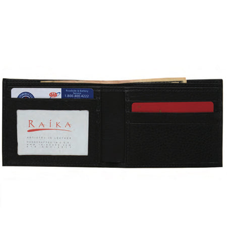 502 - Men's Bifold Wallet