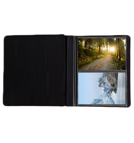 "169 - 4"" x 6""  Front-Framed Album"